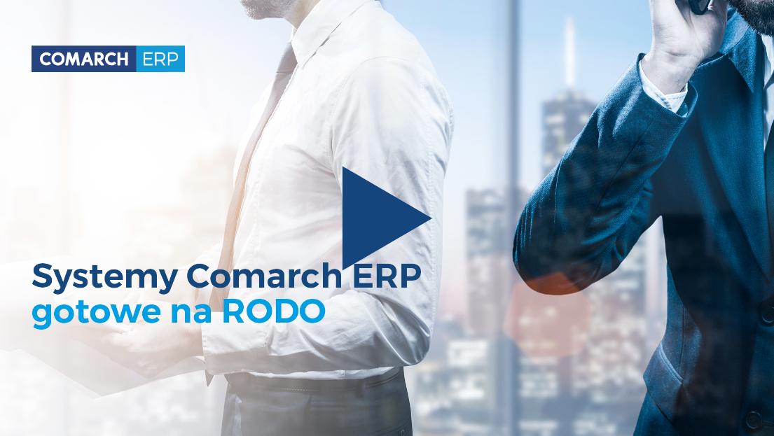 7ea301ecfee0bb Przygotuj firmę na RODO podsumowanie - SZERAN - IT Partner Comarch