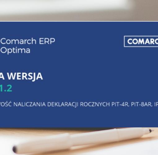 Comarch ERP Optima